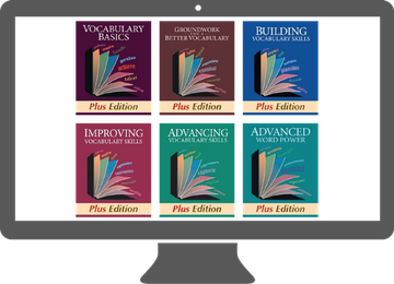 Creating Opportunities: Advanced Vocabulary Sets for the SAT